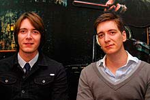 James and Oliver Phelps - vooxpopuli.com